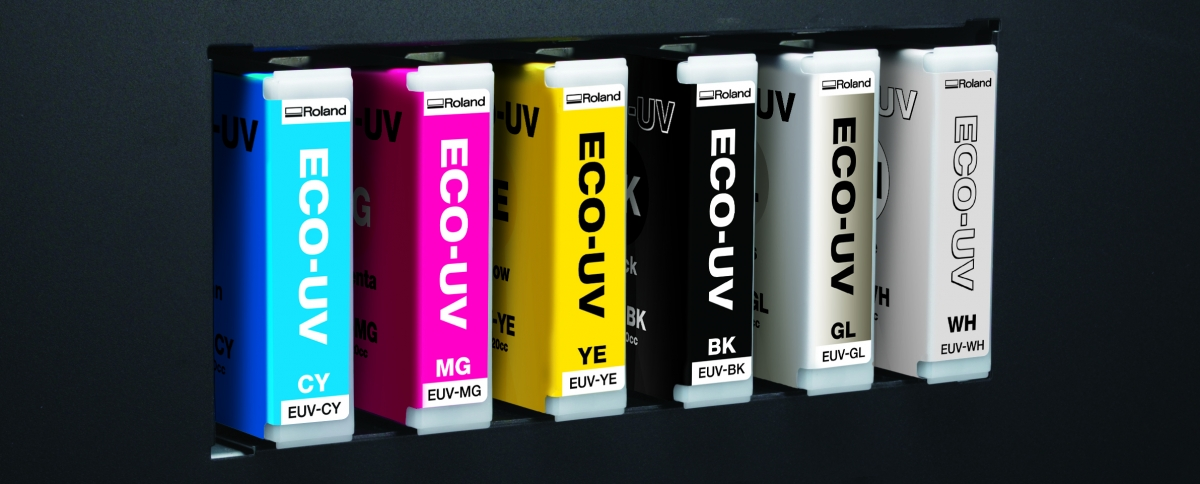 Deliver stunning results with ECO-UV ink