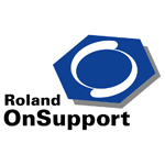 Logo Roland OnSupport
