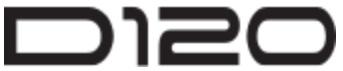 D120 Logo