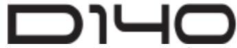D140 Logo