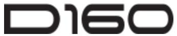 D160 Logo